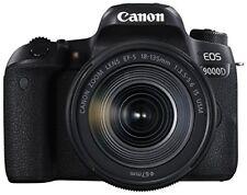 Canon Digital Single-Lens Reflex Camera Eos 9000D Ef-S18-135Mm F3.5