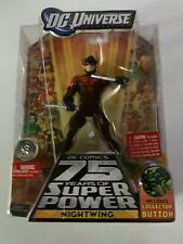 DC Universe Classics 75 Years of Super Power Action Figure Nightwing