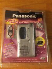 Nip Panasonic microcassette tape recorder Rn-3053