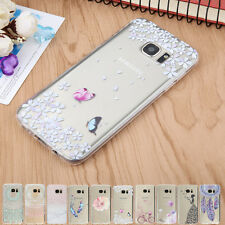 Handy Hülle Für Samsung Galaxy S7 Edge Note 5 A3 Schutzhülle Silikon Case Cover