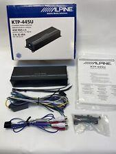 Alpine KTP-445U 4 Channel Power Amplifier