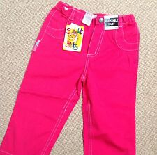 NEW, Bright Bots Trousers, 18-24m, Pink, Fit With Real Nappies