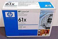 Genuine OEM HP LaserJet 61X High Yield Toner Print Cartridge C8061X New in Box
