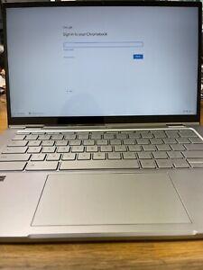 """Asus Chromebook Flip C433T 14"""" FHD Core M3-8100Y 1.10GHz 4GB 64GB eMMC read"""