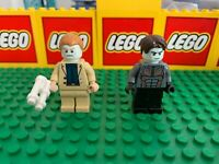LEGO ALDRICH KILLIAN & EXTREMIS SOLDIER minifigures MARVEL SUPERHEROES set 76007