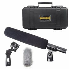 Deity S-Mic 2 Location Condenser Shotgun Microphone Broadcast Quality MIC Kit