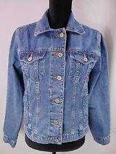 Eddie Bauer Women's Casual Denim Jean Jacket Button Front - Jeans Outdoor