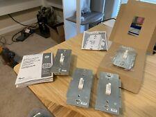 4x GE Z-Wave Plus Smart Switch