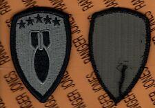 US Army 71st Ordnance Brigade EOD ACU Hook n Loop uniform SSI patch m/e