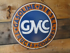 GMC Parts Trucks Diesel Gasoline Chevy Home Decor Man Cave Repair Mobil Chevy