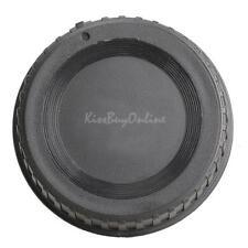 Black Lens Rear Cap Dust Cover Protector for All Nikon DSLR SLR Camera LF-4