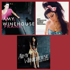 AMY WINEHOUSE - Álbumes Paquete - FRANK / BACK TO BLACK/LIONESS - 3x LP VINILO