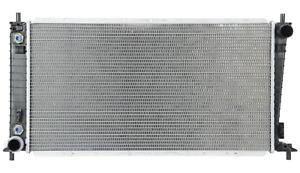 Radiator Spectra CU2136 CAPA Certified Light Duty Replaces OEM 2 Row Core