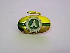 VINTAGE WINCHESTER ONTARIO CURLING COUNTRY CLUB SPORTS CURLING PIN