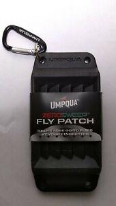Umpqua Zero Sweep Fly Patch - Black
