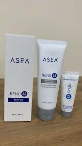 ASEA Renu 28 Advanced Revitalizing Redox Gel - 90 mL+Free 10ml sample Exp08/2022