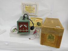 MES-51912Alter Electric Trafo 552 mit Gebrauchsspuren Funktion geprüft