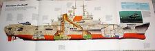 HUGE! GIUSEPPE GARIBALDI POSTER picture print war ship