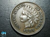 1883 Indian Head Cent Penny  --  MAKE US AN OFFER!  #K4742