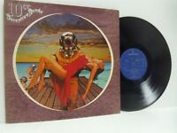 10CC deceptive bends LP EX-/EX- 9102 502, with lyric inner sleeve, vinyl, album