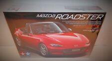 Tamiya 1:24 Mazda MX-5 Roadster #24342 NIB