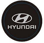 Leather Key Fob Hyundai