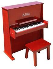 Schoenhut 3798M 37-Key Day Care Durable Childrens/Kids Piano & Bench - Mahogany