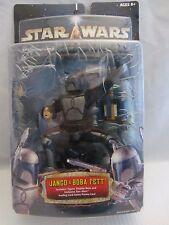 Star Wars  Unleashed  Jango & Boba Fett  NOC  (416DJ21)  84806