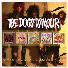 Dogs D'amour - Original Album Series NEW CD