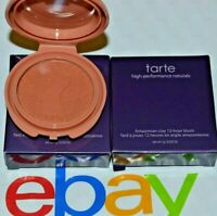 "2X Tarte Amazonian Clay 12-Hour Blush in ""Shimma & Shake"" .035oz- NEW IN BOX!"