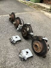 VW GOLF GTI 8v Full Brake Set Up Upgrade Disc Pads