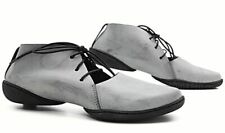 Trippen Bare lace up shoes distressed black ice size us 6 eur 36