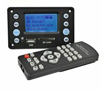 LCD MP3 Decoder Board Audio Bluetooth Module With/Without Remote Controls 5V 4.2