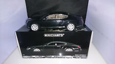 1:18 MINICHAMPS BENTLEY CONTINENTAL GT W12 COUPE SCHWARZ OVP