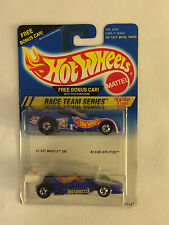 HOT WHEELS 500 & SIDE-SPLITTER Race Team 1994 Hot Wheels Die Cast Car Bonus Pack