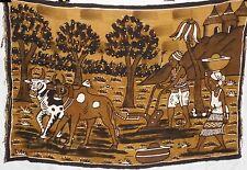 African Mud Cloth Plowing bogolan bambara bogolanfini new Africa i606