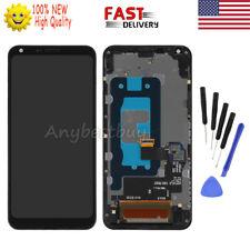 5.5'' For LG Q6 M700 M700A M700Y M700N M700H LCD Touch Screen Digitizer + Frame