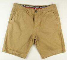 Superdry Shorts Braun Gr. 34 L