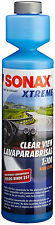 SONAX XTREME clear view 1:100 concentrate NanoPro windscreen washer 271141