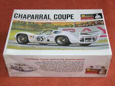 Monogram Chaparral Coupe Racer 1/24 Model Kit #18193