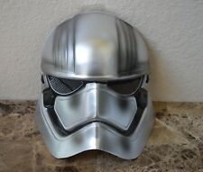 Star Wars Villain Stormtrooper Halloween Costume MASK ONLY Commander Rubies