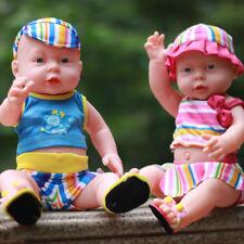 41cm/16.14in Simulation Baby Soft Rubber Bikini Dolls Summer teaching aids toy