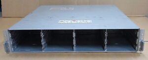 """EMC VNXe3100 12x 3.5"""" Bays Dual Controller iSCSI SAN Array 900-541-002 + 2x PSU"""