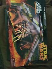 Star Wars Revenge of The Sith Republic Gunship Hasbro 2005 New Sealed HTF