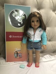 American Girl Doll Joss Kendrick Girl Of The Year 2020 With Box