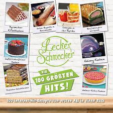 LeckerSchmecker - Die 100 Größten Hits. Bd.1 Media Partisans GmbH