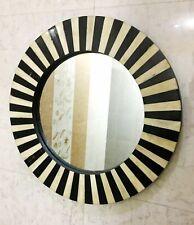 Mirror Wall Mount Bedroom Horn/Bone Frame Accessories Decorative Decor