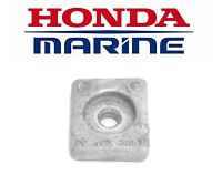 Honda Genuine Outboard Lower Unit Gearbox Anode 8 - 50 HP (41106-ZW9-000)