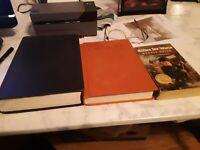 14 books bulk mostly westerns b53