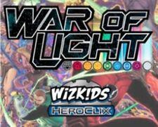 Saarek (024) War of Light Nm with Card Sun City Games!